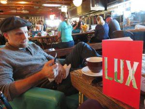 Lux Coffee Shop