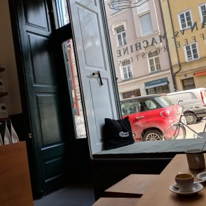 Coffee Snob in Munich