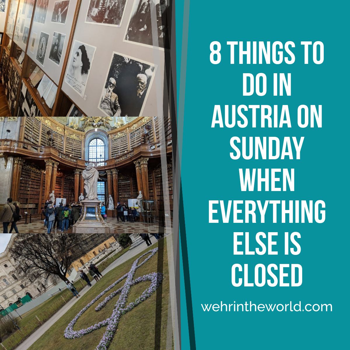 8 Things to Do In Vienna On Sunday When Everything Else Is Closed