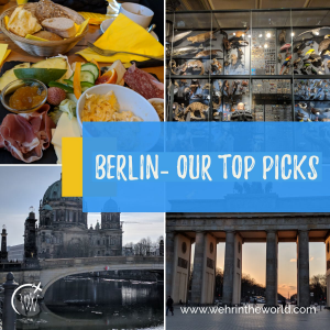 Berlin: 14 Of Our Top Picks