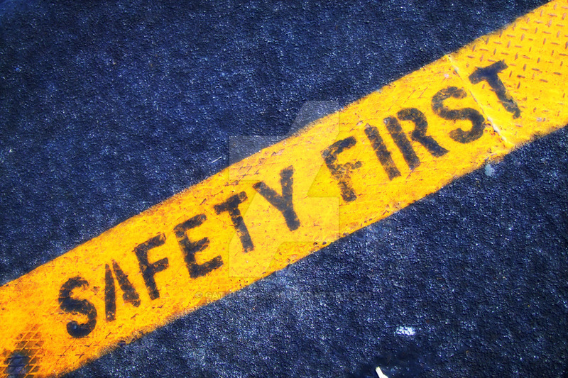 9 Ways to Stay Safe, Not Sorry