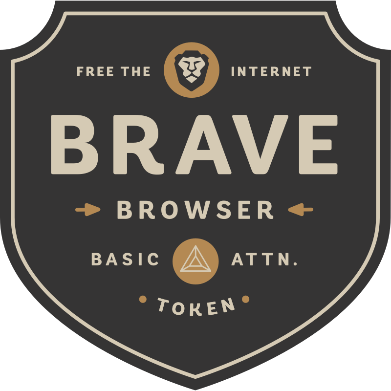 brave browser logo